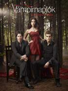 The Vampire Diaries (TV) - 43 x 62 TV Poster - Hungarian Style A