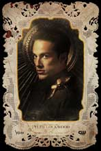 The Vampire Diaries (TV) - 11 x 17 TV Poster - Style AJ