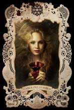 The Vampire Diaries (TV) - 11 x 17 TV Poster - Style AK
