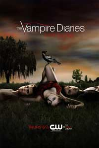 The Vampire Diaries (TV) - 43 x 62 TV Poster - Style A