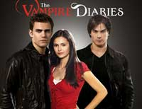 The Vampire Diaries (TV) - 11 x 17 TV Poster - Style E