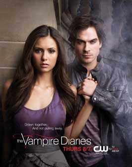 The Vampire Diaries (TV) - 11 x 14 TV Poster - Style E