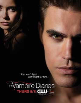 The Vampire Diaries (TV) - 11 x 17 TV Poster - Style M