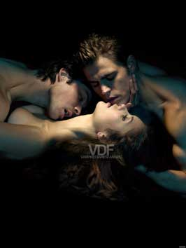 The Vampire Diaries (TV) - 11 x 17 TV Poster - Style P