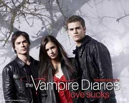 The Vampire Diaries (TV) - 11 x 14 TV Poster - Style C