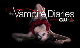 The Vampire Diaries (TV) - 11 x 17 TV Poster - Style R