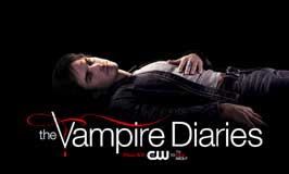 The Vampire Diaries (TV) - 11 x 17 TV Poster - Style T