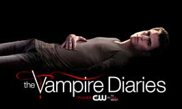 The Vampire Diaries (TV) - 11 x 17 TV Poster - Style U