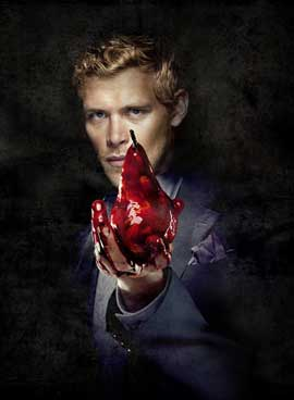 The Vampire Diaries (TV) - 11 x 17 TV Poster - Style AE