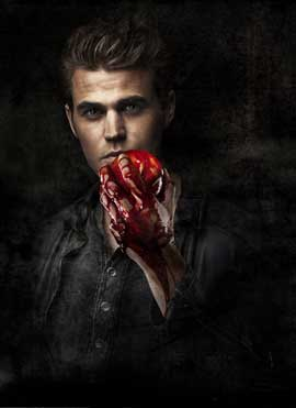 The Vampire Diaries (TV) - 11 x 17 TV Poster - Style AG