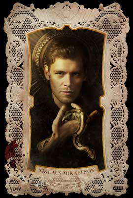 The Vampire Diaries (TV) - 11 x 17 TV Poster - Style AP