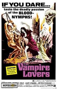 The Vampire Lovers - 43 x 62 Movie Poster - Bus Shelter Style A