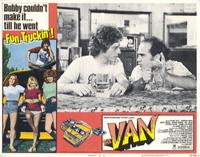 The Van - 11 x 14 Movie Poster - Style A