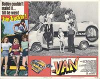 The Van - 11 x 14 Movie Poster - Style C