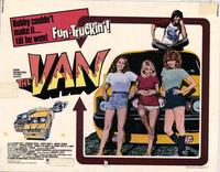 The Van - 11 x 14 Movie Poster - Style I