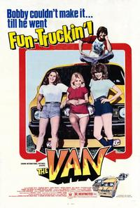 The Van - 27 x 40 Movie Poster - Style A