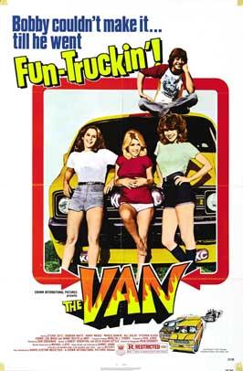 The Van - 11 x 17 Movie Poster - Style B