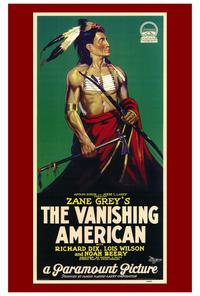 The Vanishing American - 27 x 40 Movie Poster - Style A