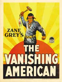 The Vanishing American - 27 x 40 Movie Poster - Style B