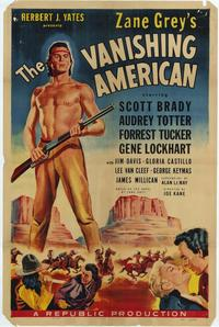 The Vanishing American - 11 x 17 Movie Poster - Style A