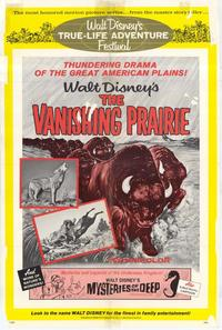 The Vanishing Prairie - 11 x 17 Movie Poster - Style A