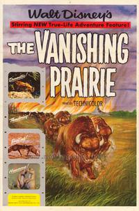 The Vanishing Prairie - 11 x 17 Movie Poster - Style B