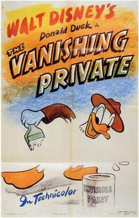 The Vanishing Private - 11 x 17 Movie Poster - Style A