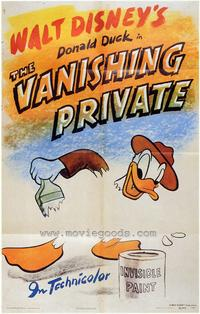 The Vanishing Private - 27 x 40 Movie Poster - Style A