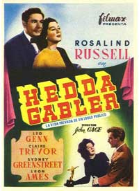 The Velvet Touch - 11 x 17 Movie Poster - Spanish Style A