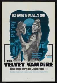 The Velvet Vampire - 27 x 40 Movie Poster - Style A