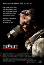 The Verdict - 27 x 40 Movie Poster - Style A