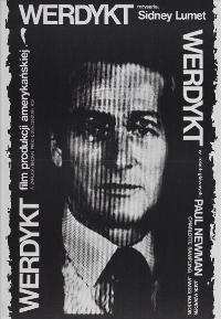 The Verdict - 27 x 40 Movie Poster - Polish Style A