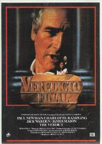 The Verdict - 27 x 40 Movie Poster - Spanish Style A