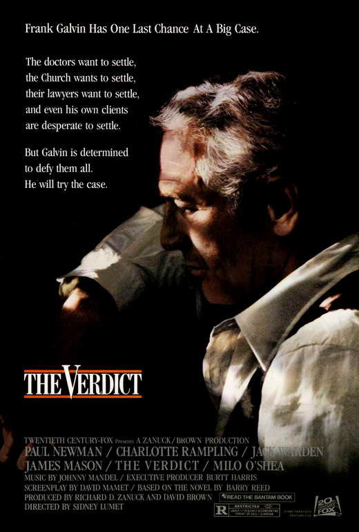 The Verdict Movie Posters From Movie Poster Shop