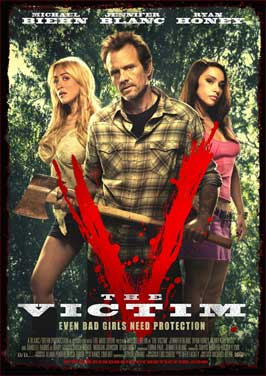 The Victim - 11 x 17 Movie Poster - Style A