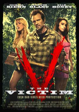 The Victim - 27 x 40 Movie Poster - Style A