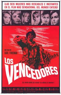 Victors - 11 x 17 Movie Poster - Spanish Style A