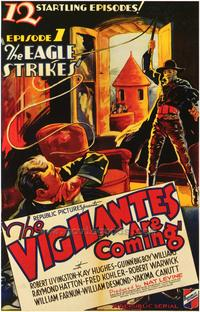 The Vigilantes are Coming - 27 x 40 Movie Poster - Style A