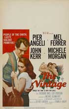 The Vintage - 11 x 17 Movie Poster - Style B