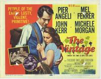 The Vintage - 11 x 14 Movie Poster - Style A