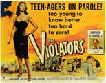 The Violators - 11 x 14 Movie Poster - Style A