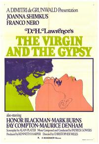 The Virgin and the Gypsy - 11 x 17 Movie Poster - Style B