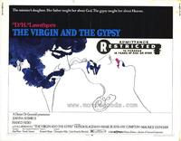 The Virgin and the Gypsy - 22 x 28 Movie Poster - Half Sheet Style A
