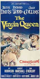 The Virgin Queen - 20 x 40 Movie Poster - Style A