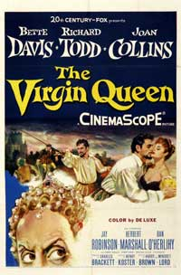 The Virgin Queen - 27 x 40 Movie Poster - Style A