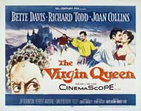The Virgin Queen - 30 x 40 Movie Poster UK - Style A