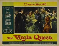 The Virgin Queen - 11 x 14 Movie Poster - Style A