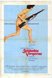 The Virgin Soldiers - 11 x 17 Movie Poster - Spanish Style A
