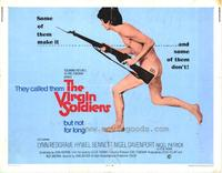 The Virgin Soldiers - 11 x 14 Movie Poster - Style A