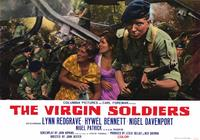 The Virgin Soldiers - 11 x 14 Movie Poster - Style D